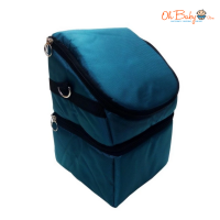 Lacte Mobi B/Pump Cooler Bag - Blue